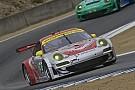 Porsche Motorsport Laguna Seca race report