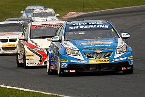 BTCC Series Rockingham event summary