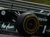 Team Lotus expect hot and challenging Singapore GP