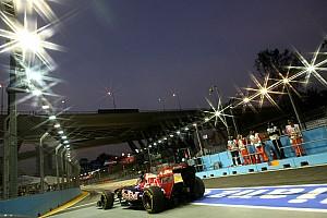 Toro Rosso Singapore GP qualifying report