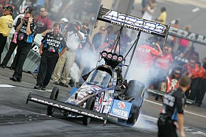 NHRA Brown Dallas Saturday report