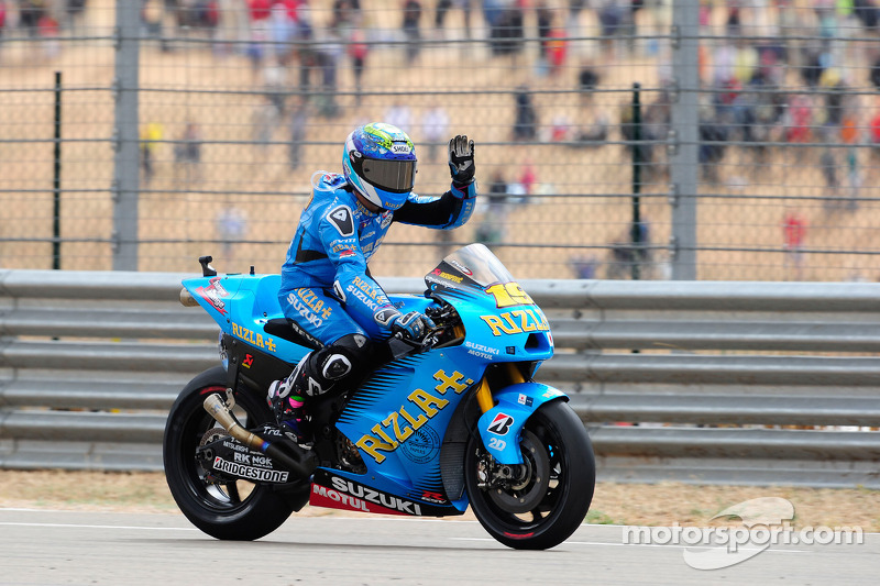 Suzuki set for GP of Japan home race