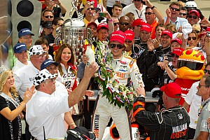 IndyCar Dan Wheldon to drive SSM's No. 77 at Kentucky