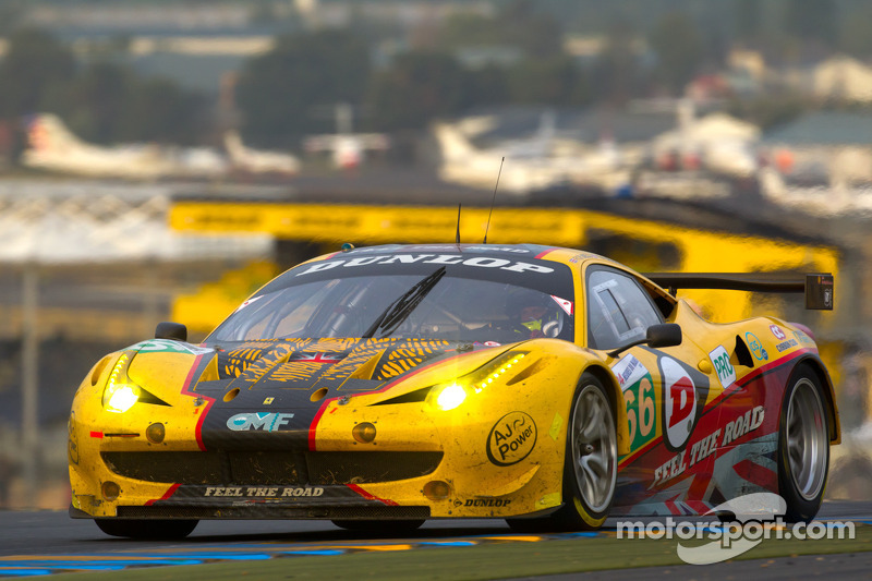 Ferrari 6 Hours of Estoril race report