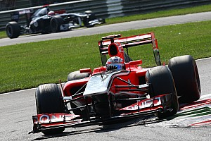 No KERS or 'big jump' for Virgin in 2012 - Glock