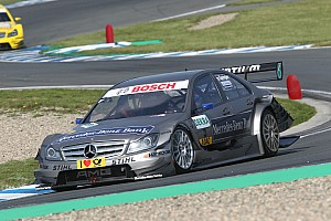 DTM Mercedes want to re-take the lead at the Ricardo Tormo Circuit in Valencia