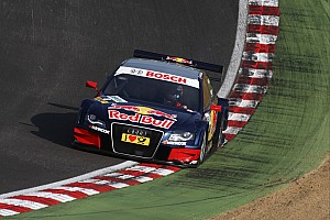 DTM Ekstrom takes pole after sensational qualifying in Valencia
