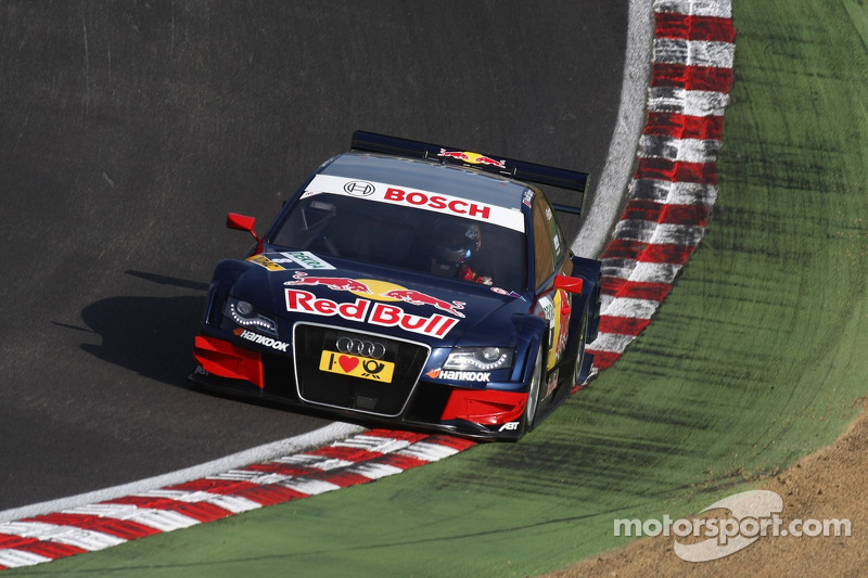 Ekstrom takes pole after sensational qualifying in Valencia