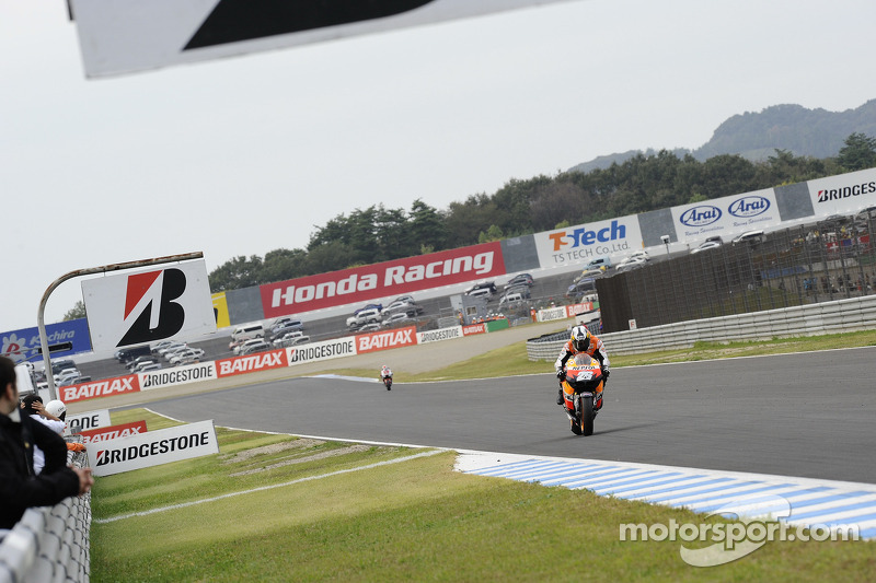 Bridgestone GP of Japan race report