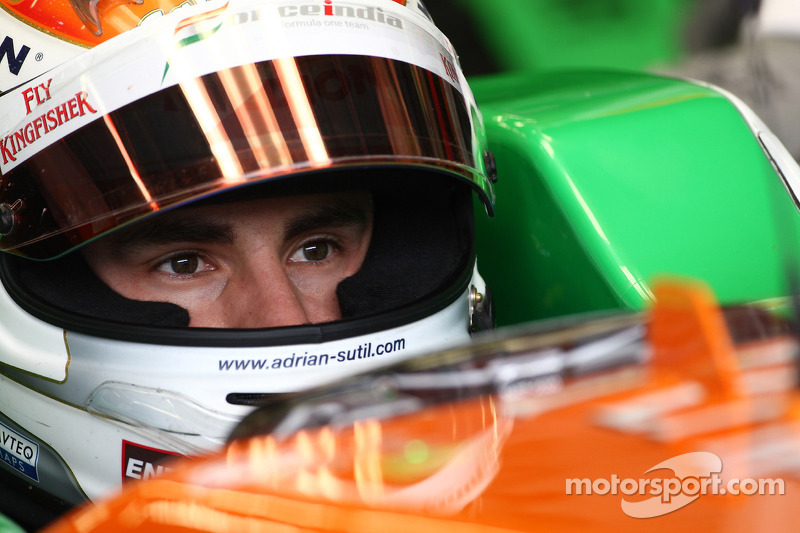Force India drivers confident ahead of Japanese GP at Suzuka