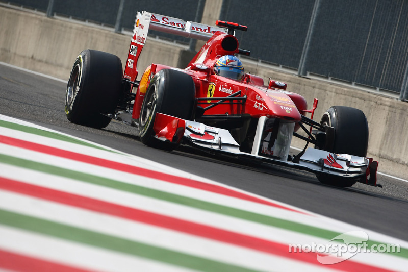 No precautions for nuclear risk insists Alonso
