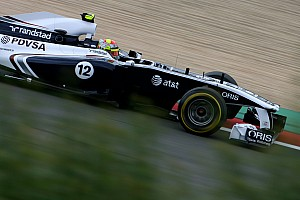 Formula 1 Williams Japanese GP - Suzuka Friday practice report