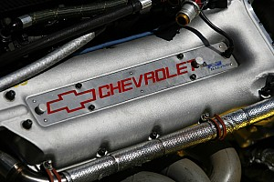 IndyCar Chevrolet partners with Panther Racing in 2012