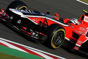 Formula 1 Rivals set to out-spend d'Ambrosio for Virgin seat