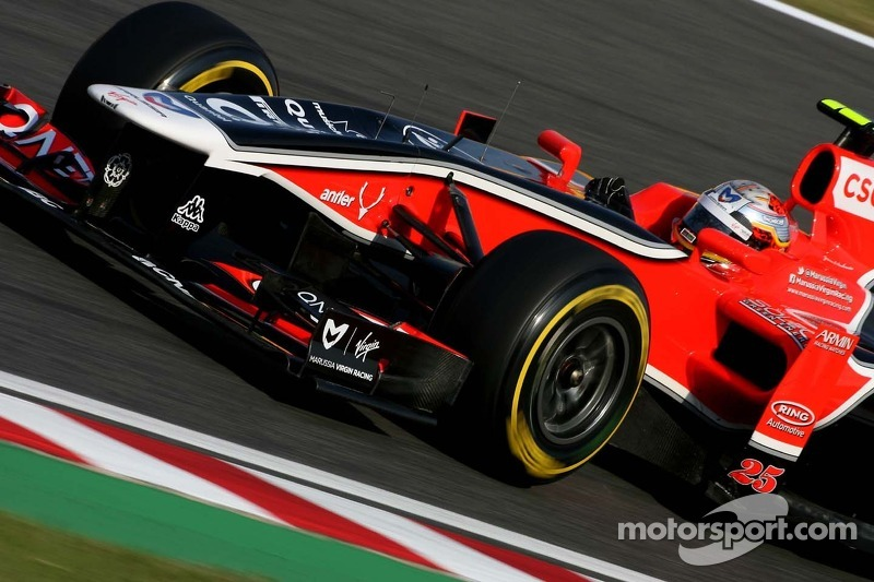 Rivals set to out-spend d'Ambrosio for Virgin seat
