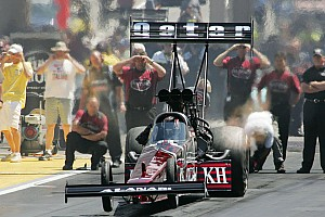 NHRA Series final qualifying completed at Firebird Raceway