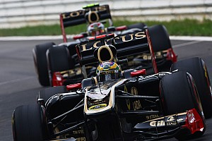 Lotus Renault Korean GP - Yeongam race report