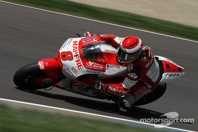 Aspar Australian GP race report