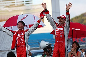 Super GT Benoit Treluyer Motegi 250 GT race report