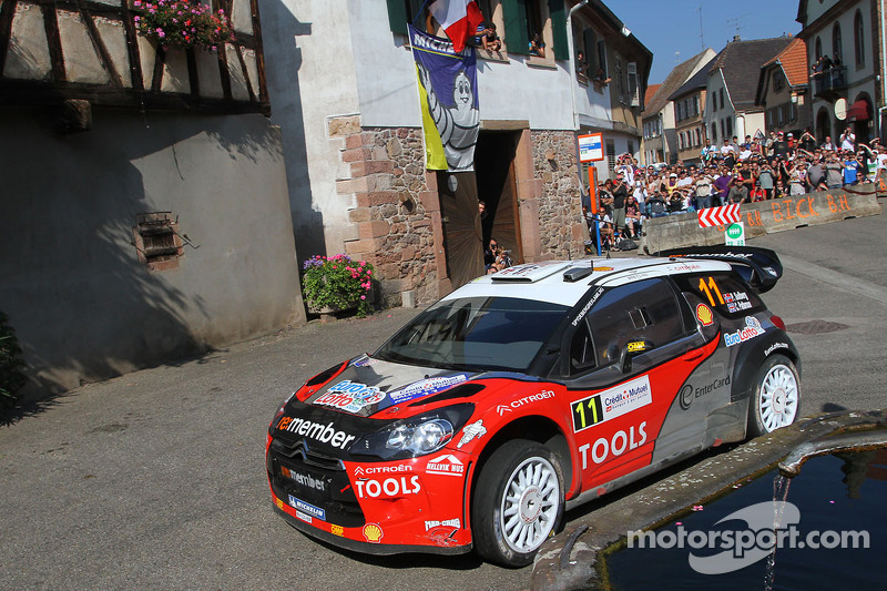 Petter Solberg seeks good result in Rally de España