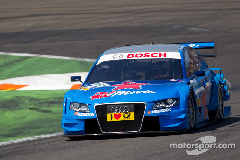 Audi all set for DTM season grand finale at Hockenheimring