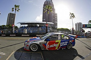 Supercars SBR Gold Coast practice report