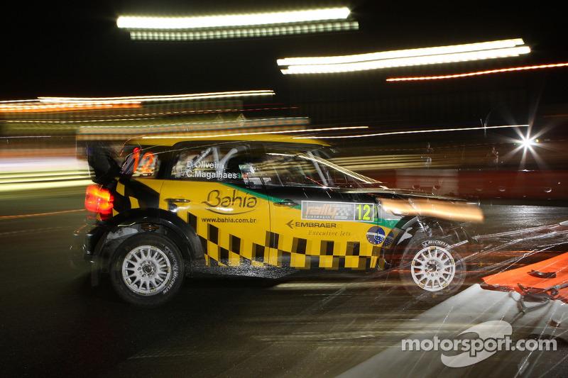 BWRT Rally de España leg 2 summary