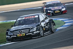 DTM Paffett secures 7th in the DTM championship with a P5 finish at Hockenheim