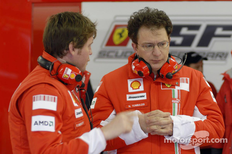 New Ferrari to borrow ideas from rival teams - Tombazis