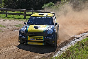 BWRT Wales Rally GB leg 1 summary