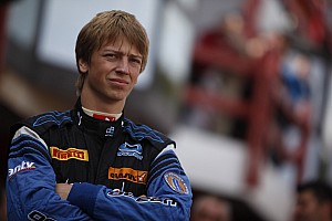 Johnny Cecotto Junior completes Abu Dhabi test line-up