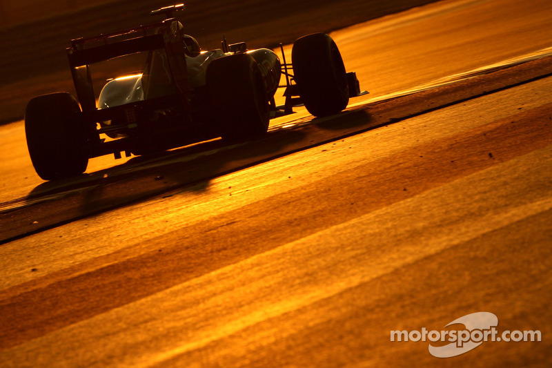Toro Rosso Abu Dhabi GP Friday practice report