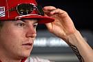 McLaren and Ferrari urge Williams to sign Raikkonen