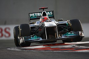 Formula 1 Mercedes looking forward to lively and vibrant Brazilian GP
