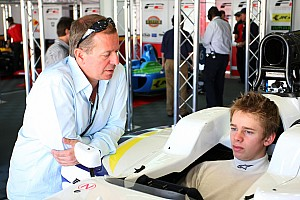 Le Mans Brundle dad and son to drive Nissan-powered Greaves Motorsport Zytek
