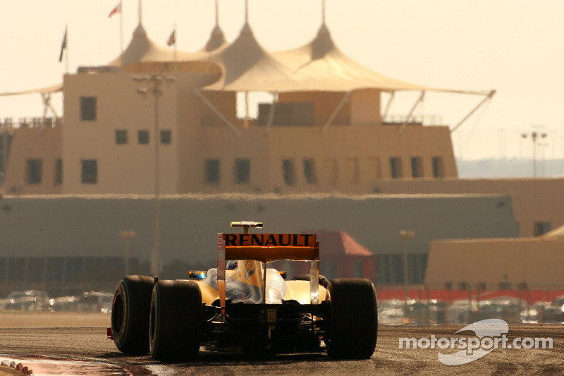 Bahrain's F1 return 'in the balance' for 2012