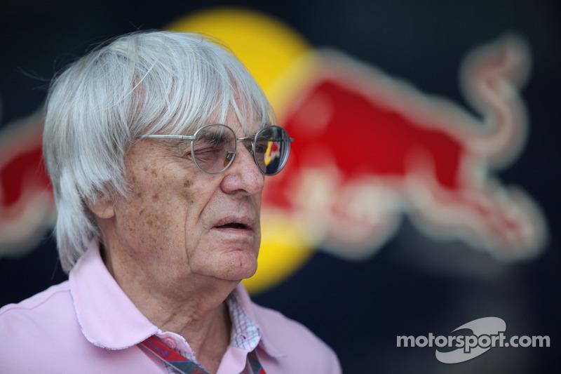2012 Bahrain return safe for now - Ecclestone