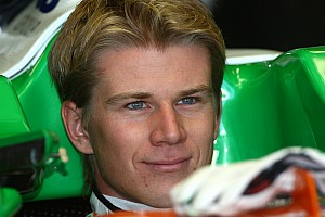 Formula 1 Hulkenberg hopes for race seat news in two weeks