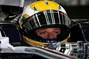 Formula 1 Williams Brazilian GP qualifying report