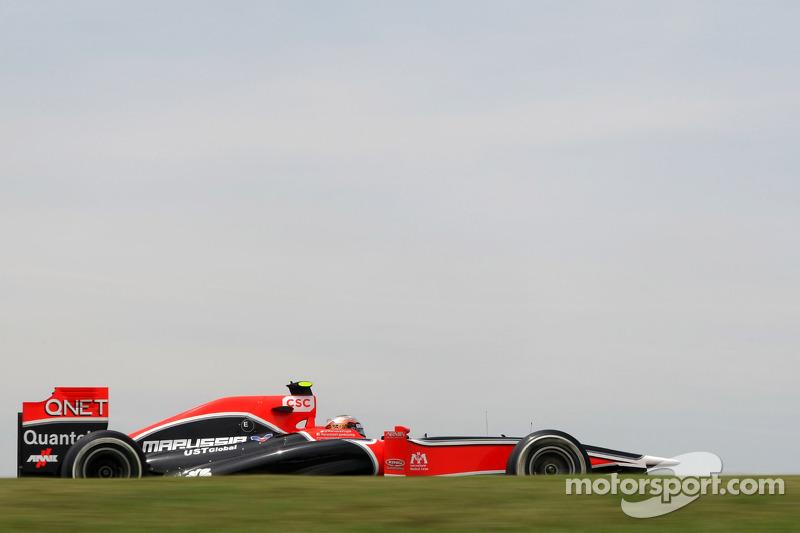 Marussia Virgin Brazilian GP qualifying report