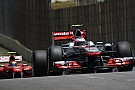 McLaren Brazilian GP race report
