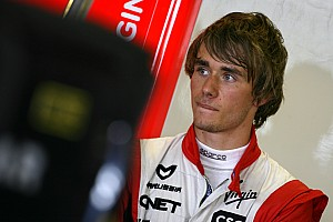 Formula 1 Marussia Virgin Racing completes 2012 race driver line-up