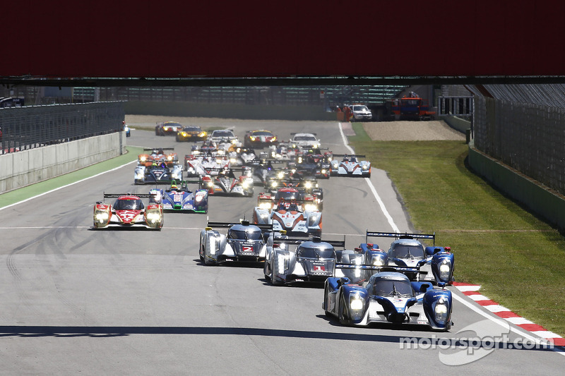 European Le Mans Series 2012 provisional calendar