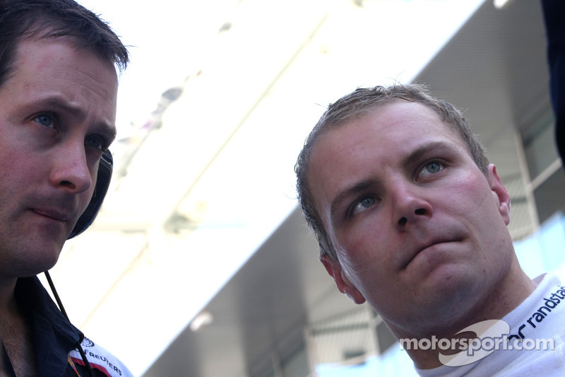 No Friday outings on street tracks for Bottas