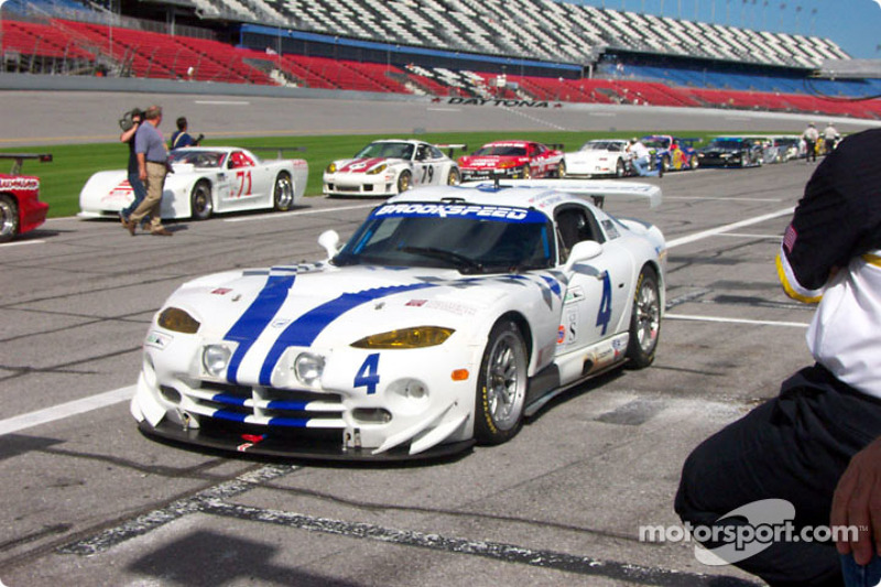 Series news on Viper return to series