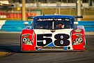 Series opens pre-season testing at Daytona