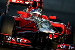 Formula 1 Marussia 'made most sense' for rookie Pic - Panis