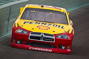 NASCAR Sprint Cup Penske Racing names Todd Gordon crew chief