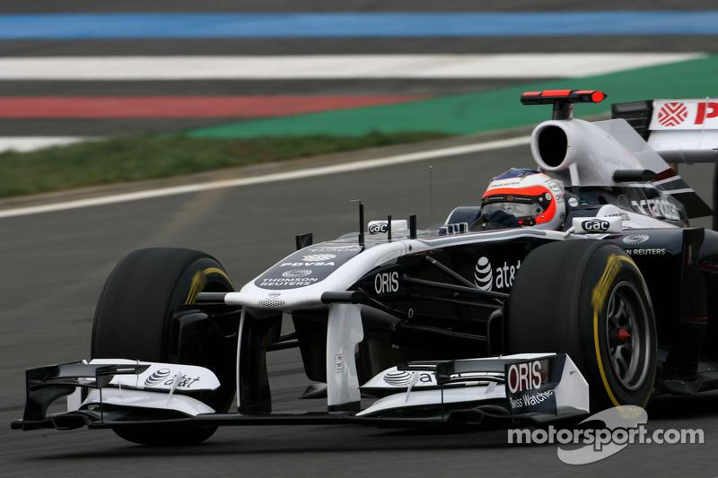Vettel hopes Barrichello keeps Williams seat