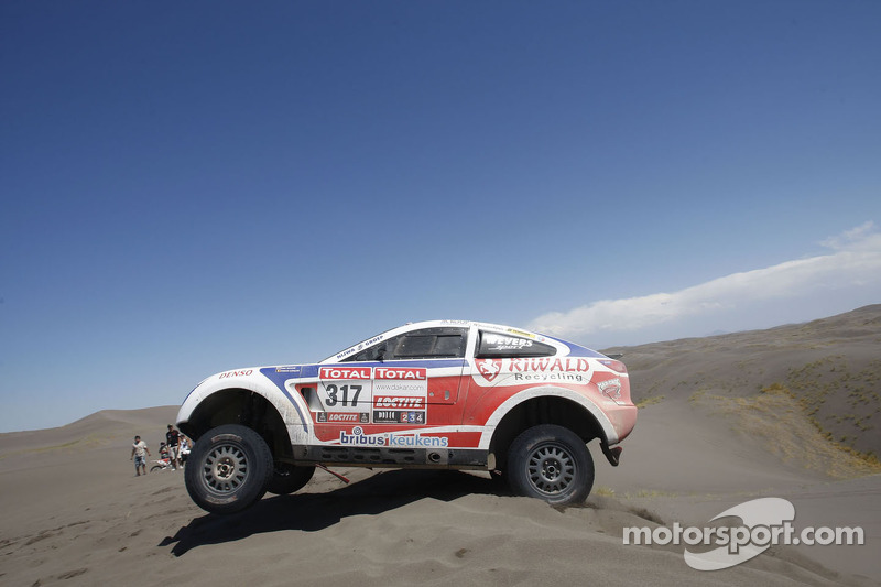 Riwald Team stage 2 report